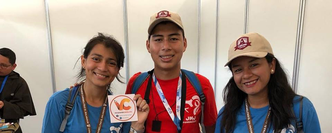 Carmelite Youth At World Youth Day 2019